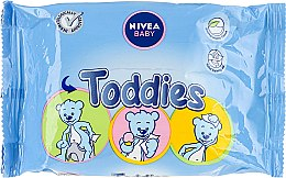Парфюми, Парфюмерия, козметика Мокри кърпи за деца - Nivea Baby Toddies Multifunctional Napkins