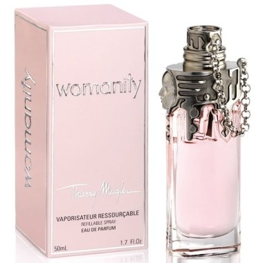 Mugler Womanity Refillable Spray - Парфюмна вода