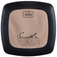 Парфюмерия и Козметика Компактна матираща пудра - Wibo Smooth'n Wear Matte Powder