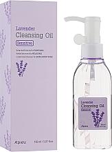 Парфюмерия и Козметика Почистващо масло за лице с лавандула - A'pieu Lavender Cleansing Oil