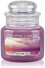 """Парфюми, Парфюмерия, козметика Ароматна свещ в бурканче """"Мечти"""" - Country Candle Daydreams"""