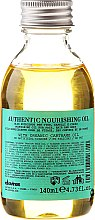 Парфюми, Парфюмерия, козметика Подхранващо масло за лице, коса и тяло - Davines Authentic