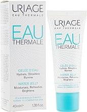 Парфюмерия и Козметика Хидратиращ водно-желиран крем за лице - Uriage Eau Thermale Water Jelly Cream