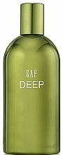 Парфюмерия и Козметика Gap Deep - Тоалетна вода (тестер без капачка)