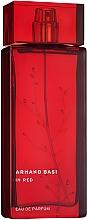 Парфюмерия и Козметика Armand Basi In Red Eau de Parfum - Парфюмна вода ( тестер с капачка )