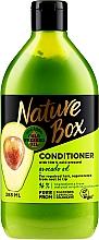 Парфюмерия и Козметика Възстановяващ балсам за коса с авокадово масло - Nature Box Avocado Oil Conditioner