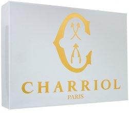 Парфюмерия и Козметика Charriol Royal White - Комплект (edp/100ml + shower/gel/150ml + af/shave/balm/150ml)