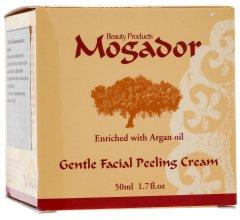 Парфюмерия и Козметика Крем-пилинг за лице - Mogador Centle Facial Peeling Cream