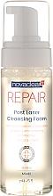 Парфюмерия и Козметика Почистваща пяна за лице и тяло, за след естетични процедури - Novaclear Repair Post Laser Cleansing Foam