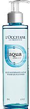 Парфюми, Парфюмерия, козметика Почистващ гел за лице - L'Occitane Aqua Reotier Water Gel Cleanser