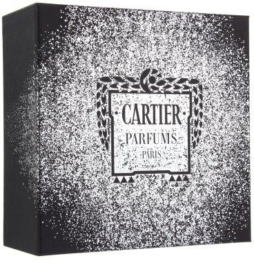 Cartier Declaration DUn Soir - Комплкет (edt/100ml + edt/mini/9ml) — снимка N1