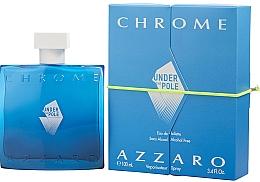 Парфюмерия и Козметика Azzaro Chrome Under the Pole - Тоалетна вода