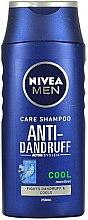 Парфюми, Парфюмерия, козметика Шампоан против пърхот - Nivea Men Anti-Dandruff Cool Shampoo