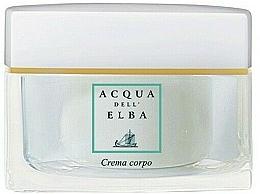 Парфюмерия и Козметика Acqua dell Elba Classica Women - Хиалуронов крем за тяло