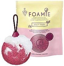 Парфюми, Парфюмерия, козметика Пенообразуваща гъба за баня с плодов аромат - Foamie Beauty Fruity