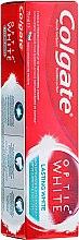 Парфюми, Парфюмерия, козметика Паста за зъби - Colgate Optic White Lasting White Toothpaste