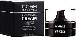 Парфюми, Парфюмерия, козметика Крем за лице против бръчки - Gosh Donoderm Anti Wrinkle Cream Prestige