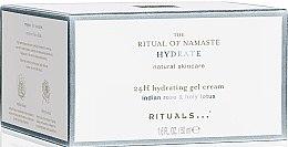Парфюми, Парфюмерия, козметика Хидратиращ дневен крем за лице - Rituals The Ritual Of Namaste Hydrating Gel Cream