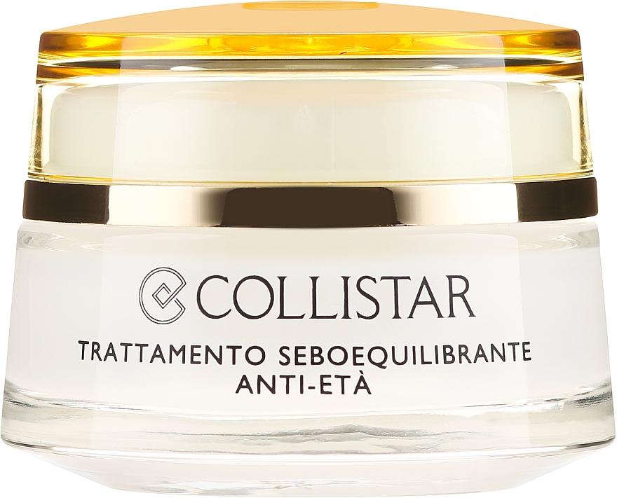 Крем против стареене за мазна и комбинирана кожа - Collistar Anti-Age Sebum-Balancing — снимка N2