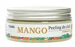 Парфюмерия и Козметика Пилинг за тяло - Mohani Natural Mango Peel