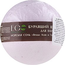 """Парфюми, Парфюмерия, козметика Бомбичка за вана """"Акай и Годжи"""" - ECO Laboratorie Sea Salt Bomb"""