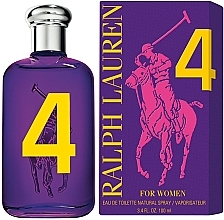 Ralph Lauren The Big Pony Collection 4 For Women - Тоалетна вода — снимка N6