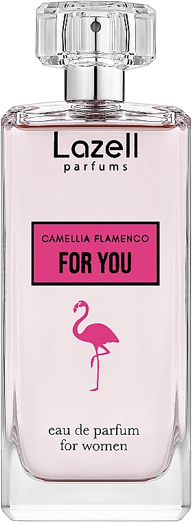 Lazell Camellia Flamenco For You - Парфюмна вода