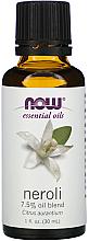 "Парфюмерия и Козметика Етерично масло "" Нероли"" - Now Foods Essential Oils 100% Pure Neroli"