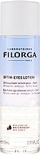 Парфюмерия и Козметика Серум-лосион за почистване на грим - Filorga Optim-eyes Lotion Eye Make-up Remover Serum