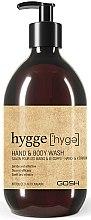 Парфюми, Парфюмерия, козметика Измиващ гел за ръце и тяло - Gosh Hygge Hand and Body Wash