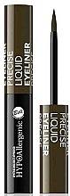 Парфюми, Парфюмерия, козметика Очна линия - Bell HYPOAllergenic Precise Liquid Eyeliner