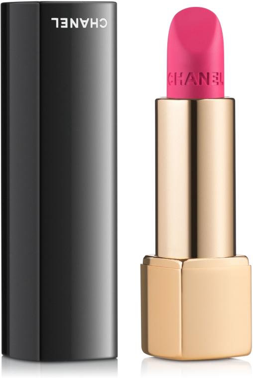 Червило за устни - Chanel Rouge Allure Velvet
