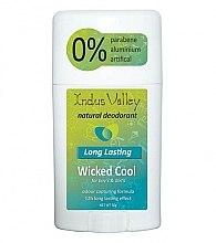 Парфюми, Парфюмерия, козметика Дезодорант-стик - Indus Valley Wicked Cool Deodorant Stick