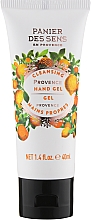 """Парфюмерия и Козметика Почистващ гел за ръце """"Прованс"""" - Panier des Sens Provence Cleansing Hand Gel"""