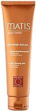 Парфюмерия и Козметика Гел автобронзант за лице и тяло - Matis Reponse Soleil Self Tanning Face & Body Gel