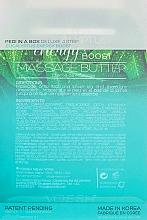 "Педикюрен комплект ""Евкалипт"" - Voesh Pedi In A Box Deluxe 4 Step Pedicure Eucalyptus Energy Boost + Eucalyptus Essential Oil — снимка N3"