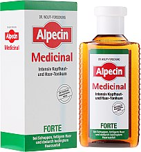 Парфюмерия и Козметика Тоник за скалпа - Alpecin Medical Forte