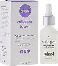 Парфюми, Парфюмерия, козметика Колагенов серум за лице - Indeed Labs Collagen Booster