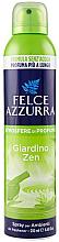 Парфюмерия и Козметика Освежител за въздух - Felce Azzurra Giardino Zen Spray