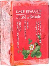 """Парфюмерия и Козметика Глицеринов сапун """"Ягодов фреш"""" - Le Cafe de Beaute Glycerin Soap"""