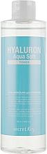 Парфюмерия и Козметика Тонер за лице с хиалуронова киселина - Secret Key Hyaluron Aqua Soft Toner