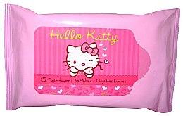 Парфюми, Парфюмерия, козметика Мокри кърпи - VitalCare Hello Kitty Wet Wipes