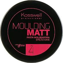Парфюмерия и Козметика Моделираща паста за коса матов ефект - Kosswell Professional Dfine Moulding Matt 4