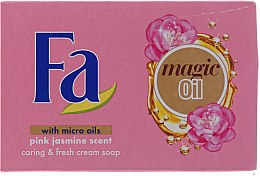 Парфюмерия и Козметика Крем-сапун - Fa Magic Oil Pink Jasmine Cream Soap