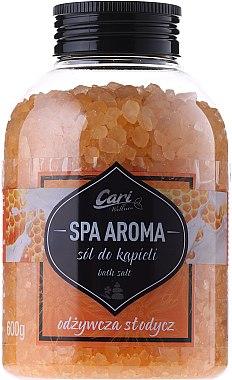 """Сили за вана """"Мед"""" - Cari Spa Aroma Salt For Bath — снимка N1"""