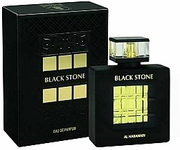 Парфюмерия и Козметика Al Haramain Black Stone - Парфюмна вода