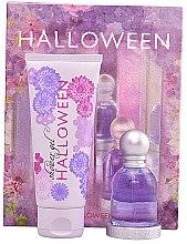 Парфюми, Парфюмерия, козметика Jesus Del Pozo Halloween - Комплект (тоал. вода/30ml + душ гел/100ml)