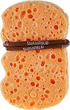 Парфюмерия и Козметика Гъба за баня - Suavipiel Natural Vegetal Sponge