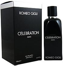 Парфюмерия и Козметика Romeo Gigli Celebration Man - Парфюма вода
