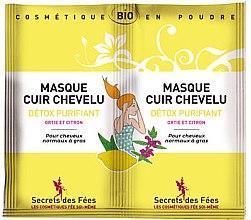 Парфюмерия и Козметика Почистваща маска за скалп - Secrets des Fees Mask